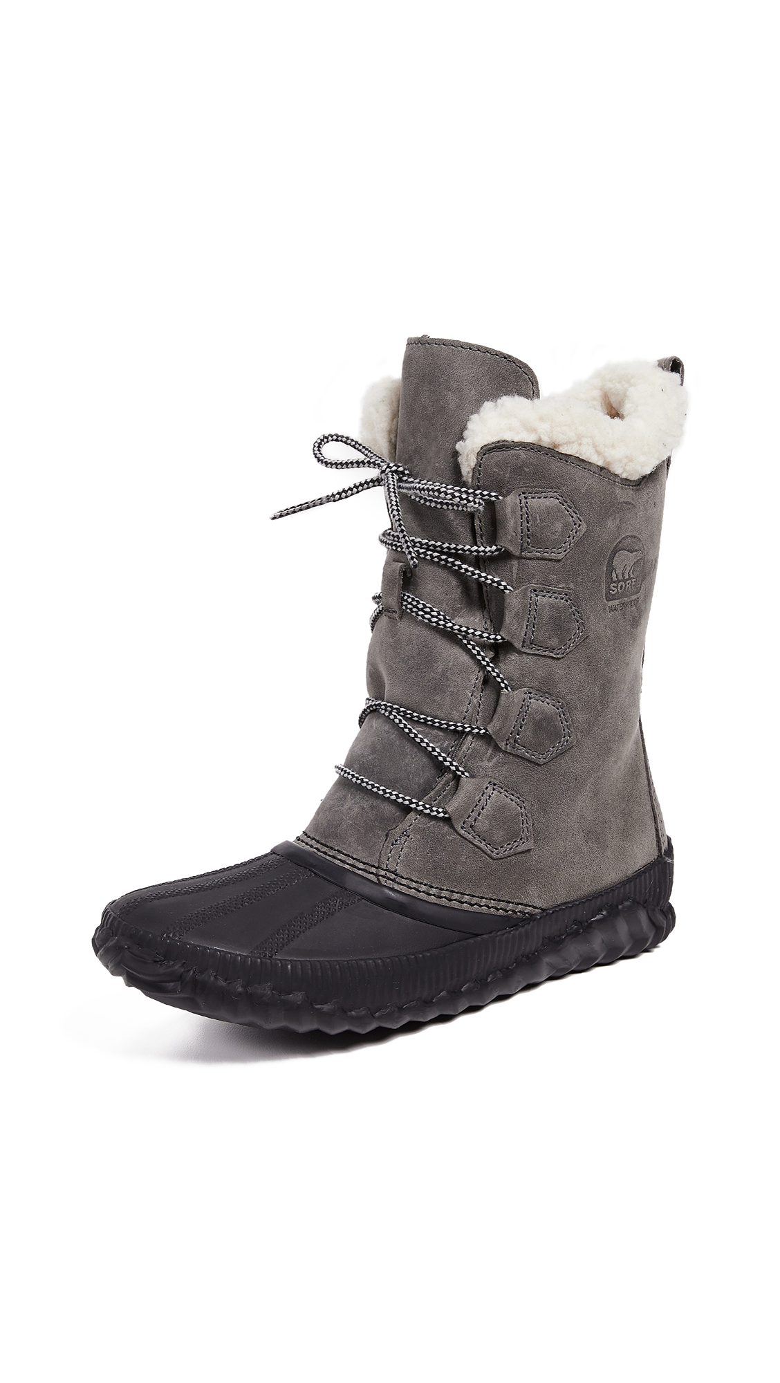 Sorel Out N About Plus Tall Boots - Quarry