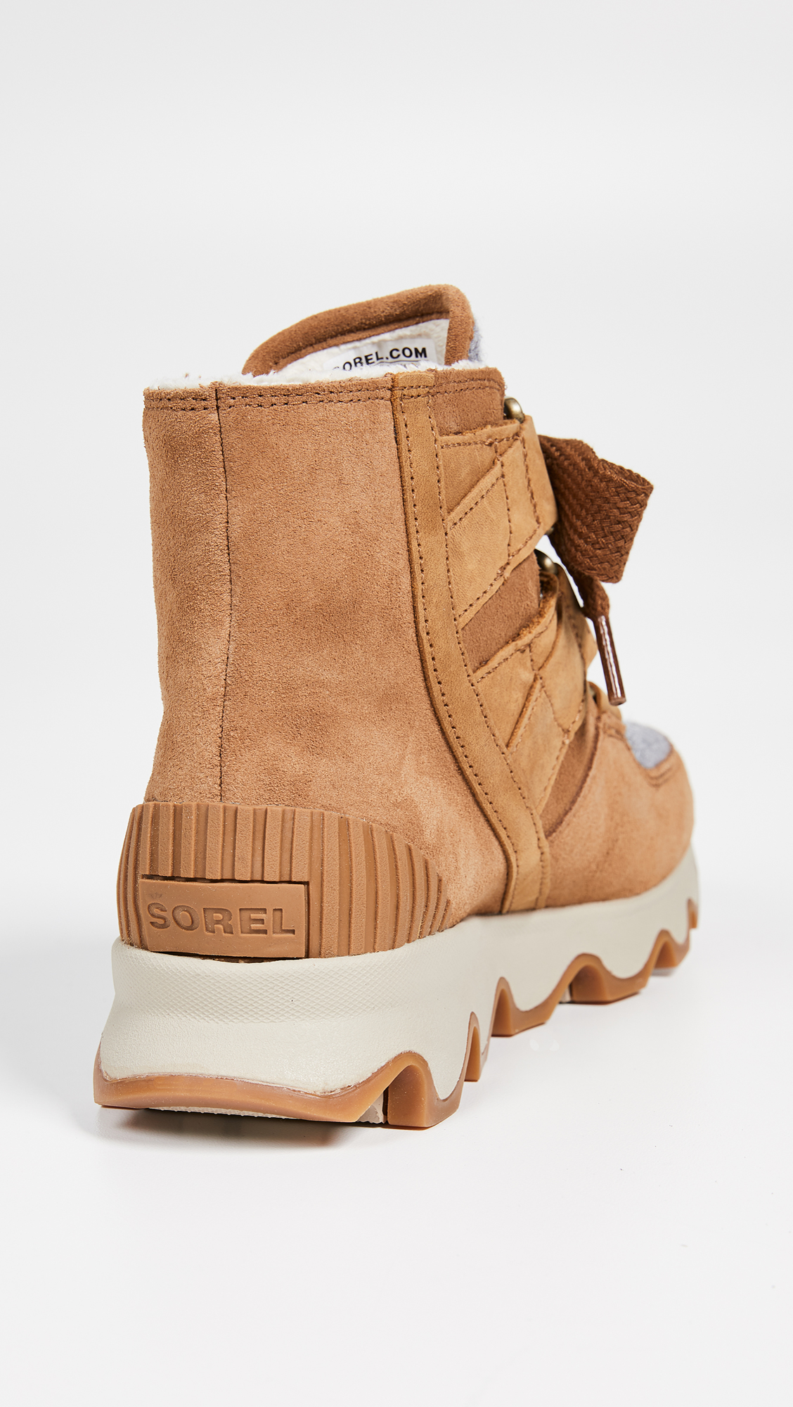 6659e9f31a00 Sorel Kinetic Short Lace Up Booties