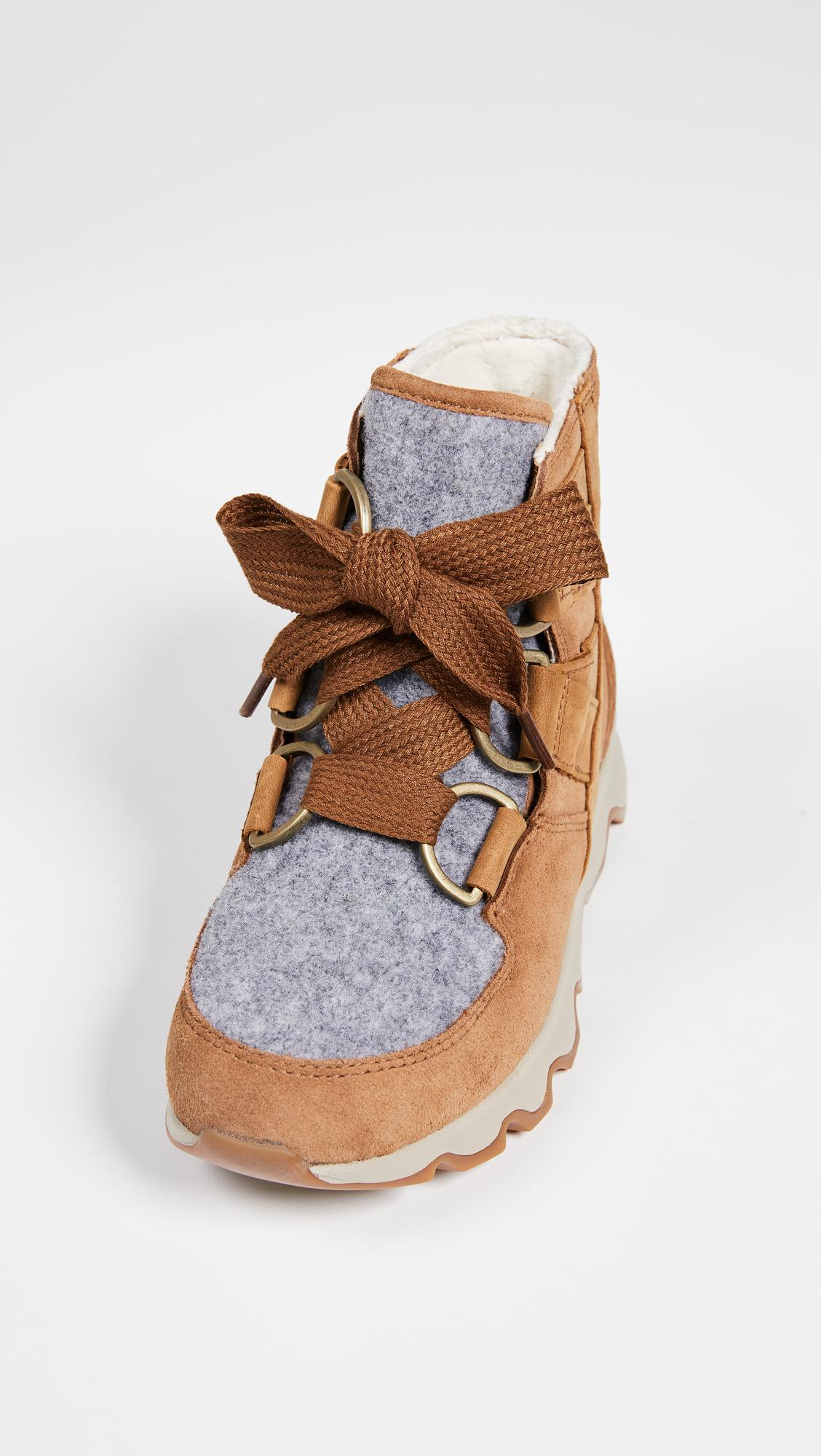 5304e18a13 Sorel Kinetic Short Lace Up Booties | SHOPBOP