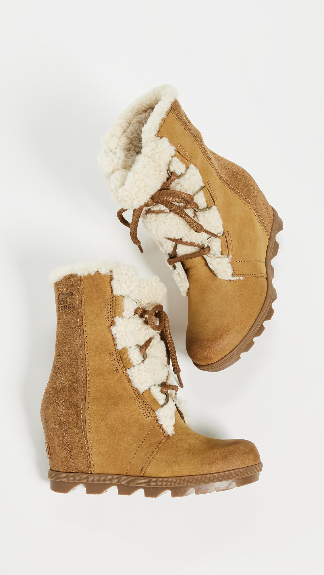 42df721c9f76 Sorel Joan Of Arctic Wedge II Lux Boots