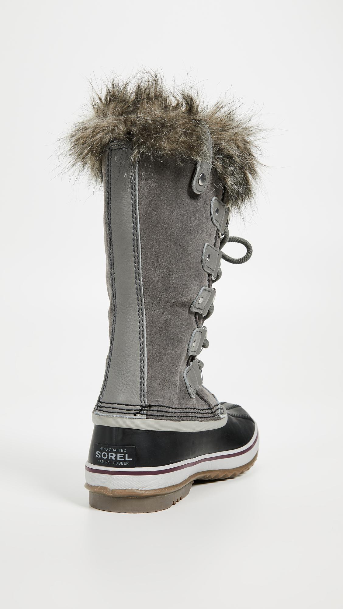 8b74ee33b0713 Sorel Joan of Arctic Faux Fur Boots