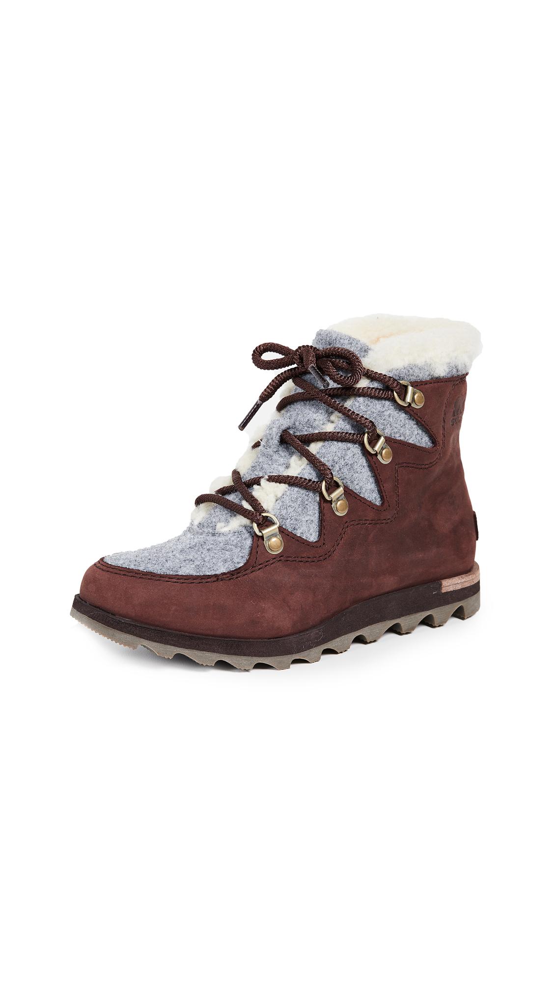 Sorel Sneakchic Alpine Booties