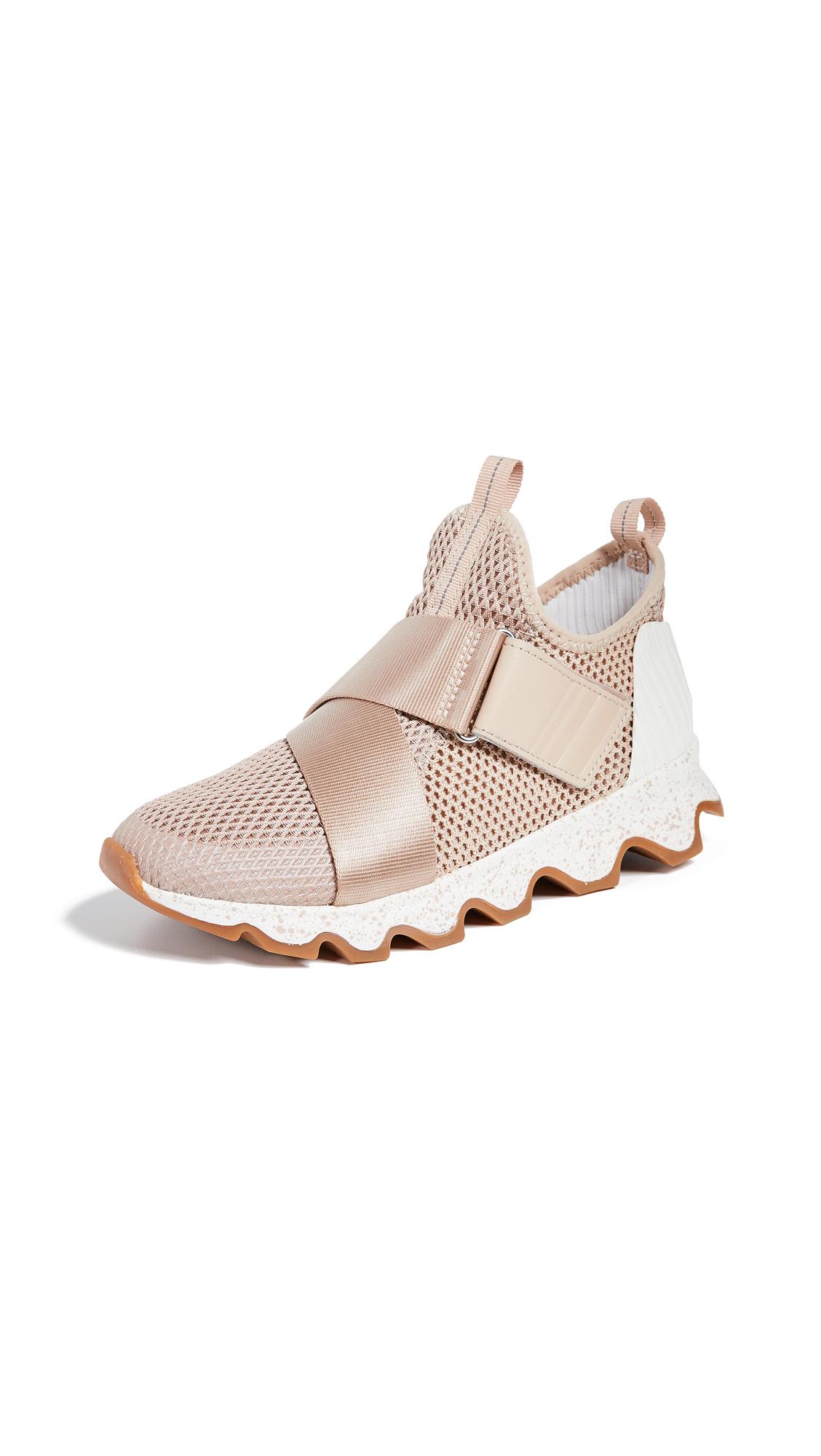 Sorel Kinetic Sneakers - Natural Tan