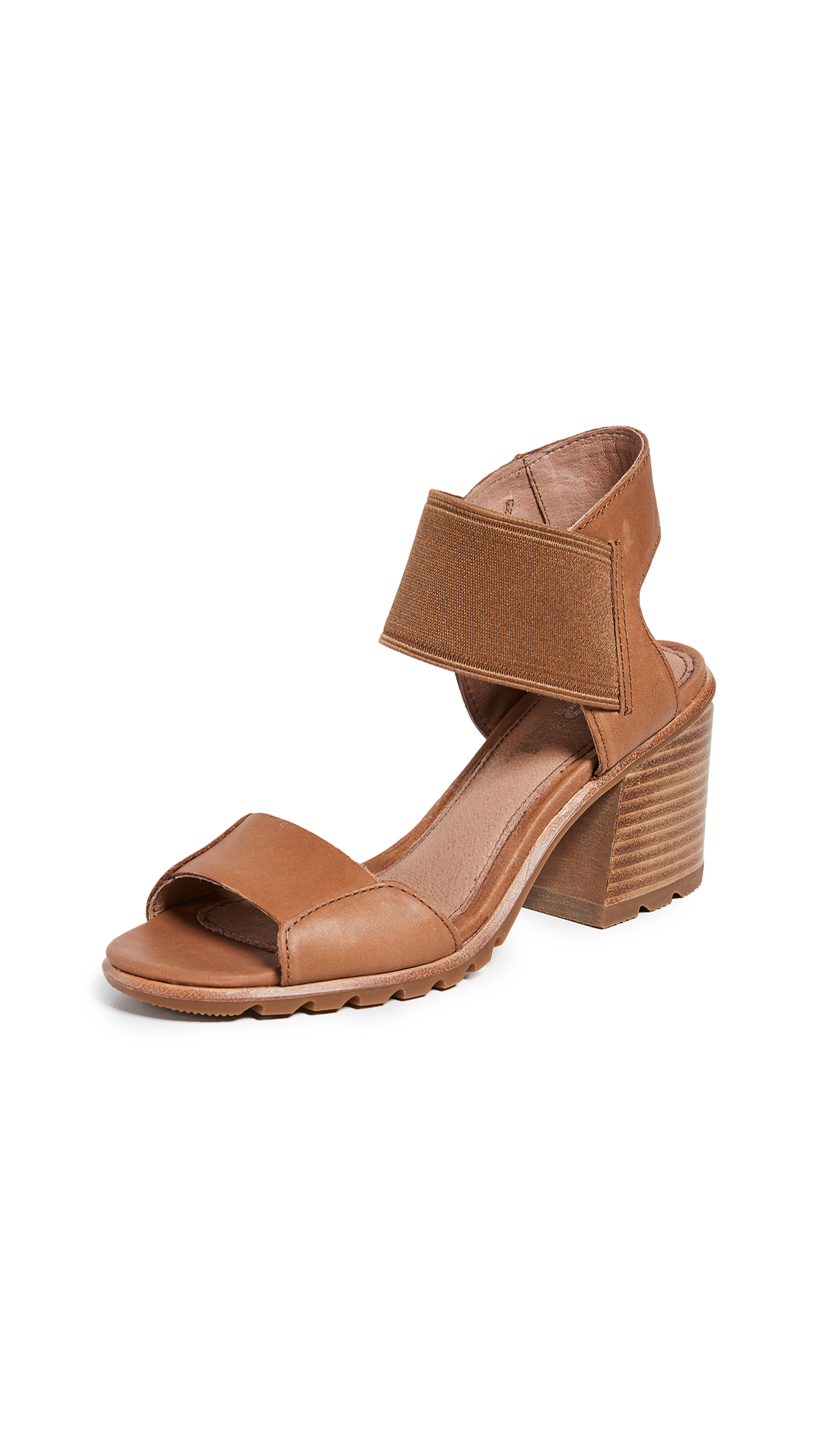 Sorel Nadia Sandals - Camel Brown