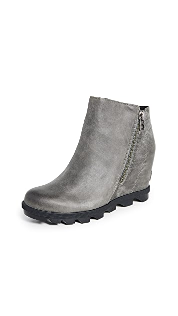 Photo of  Sorel Joan of Arctic Wedge Boots- shop Sorel Booties, Heeled online sales