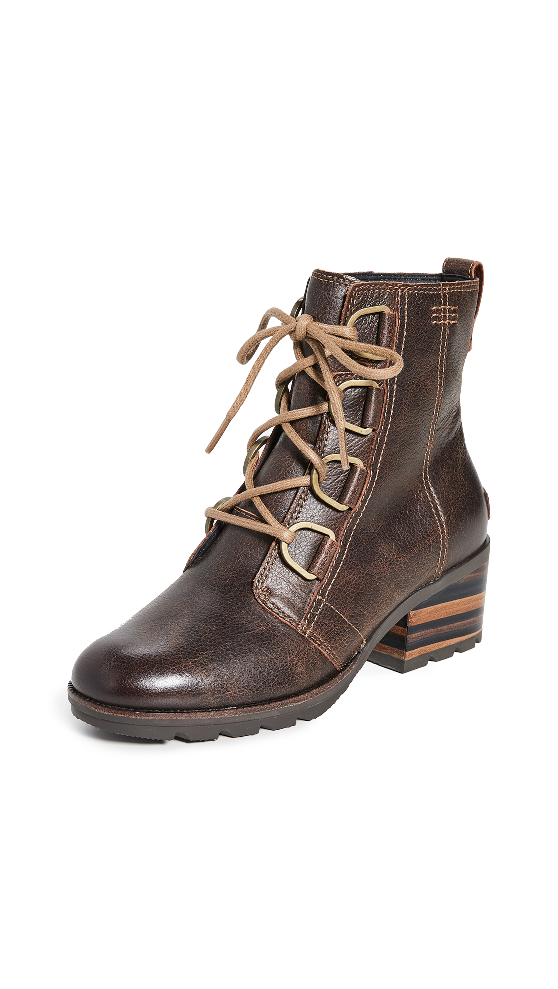 Buy Sorel online - photo of Sorel Cate Lace Up Boots