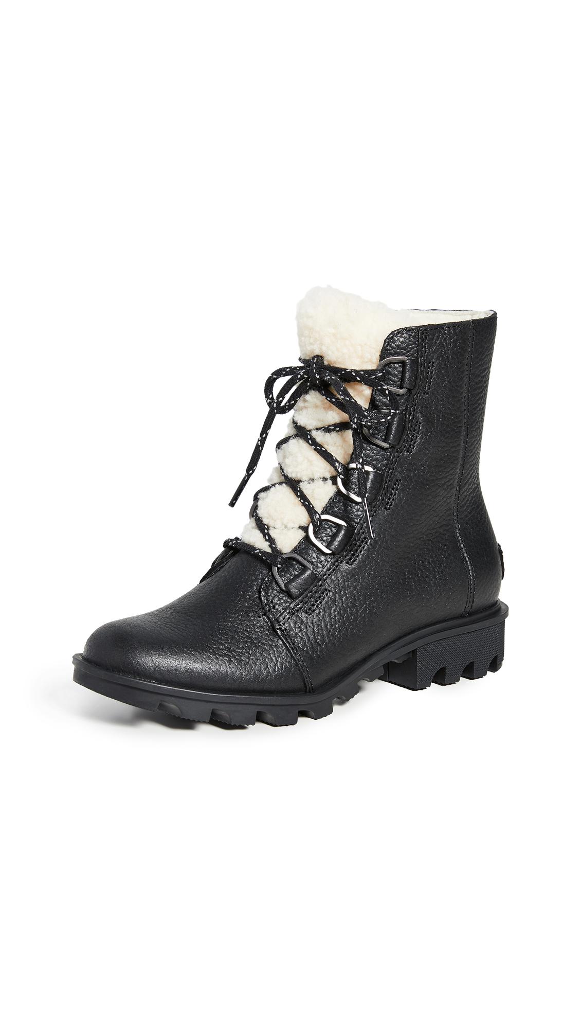 Buy Sorel online - photo of Sorel Phoenix Short Lace up Boots