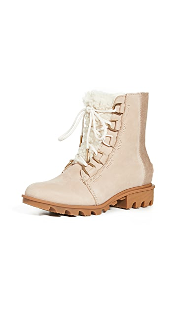 Sorel Phoenix Short Lace Up Lux Boots