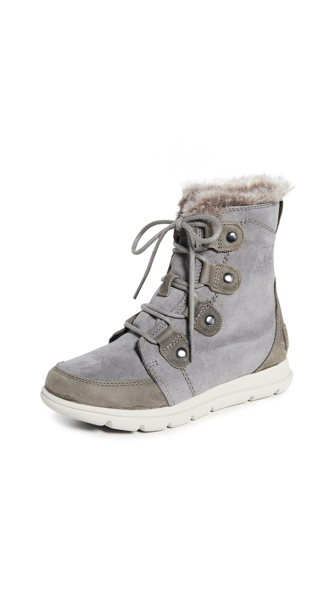Photo of Sorel Sorel Explorer Joan Boots - shop Sorel Boots, Flat online