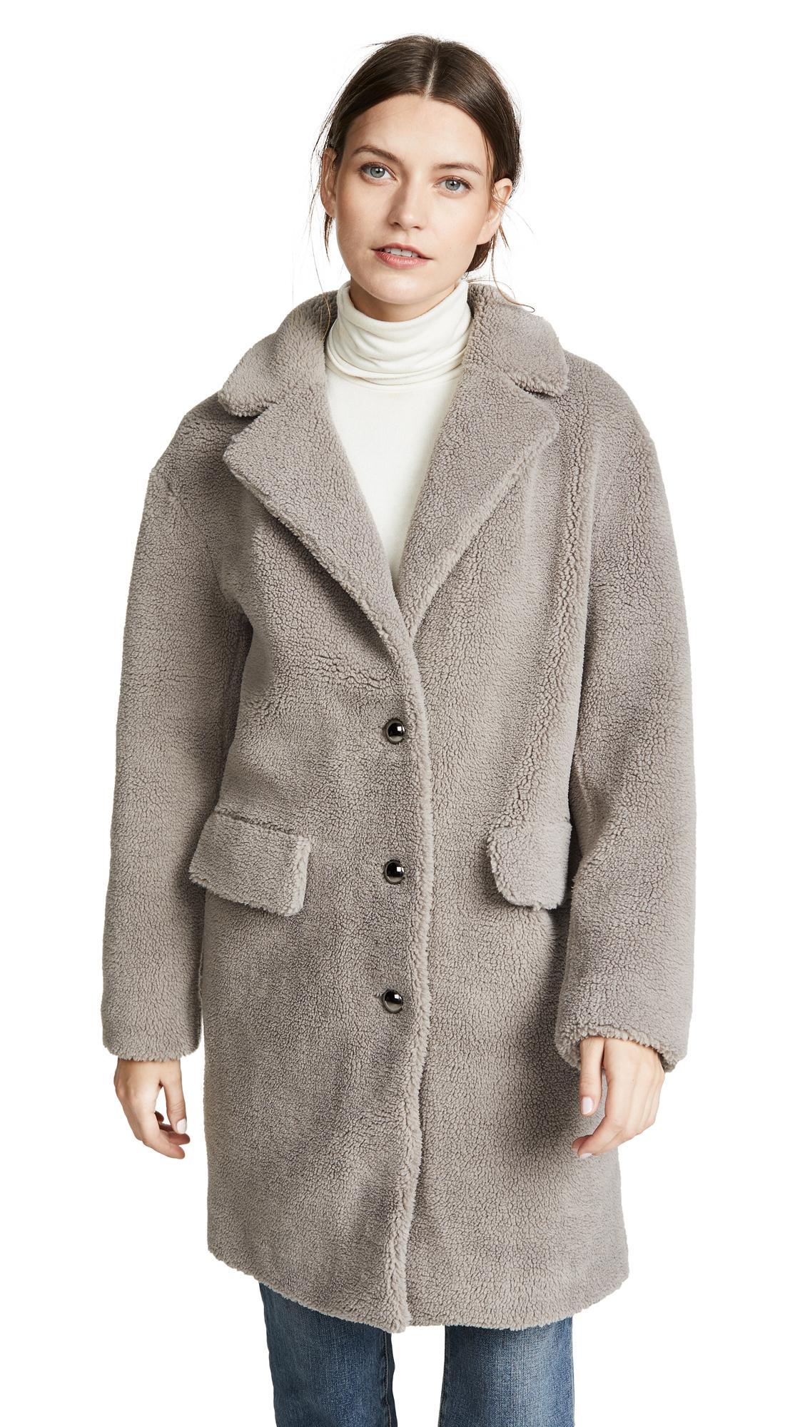 Sosken Gita Sherpa Coat