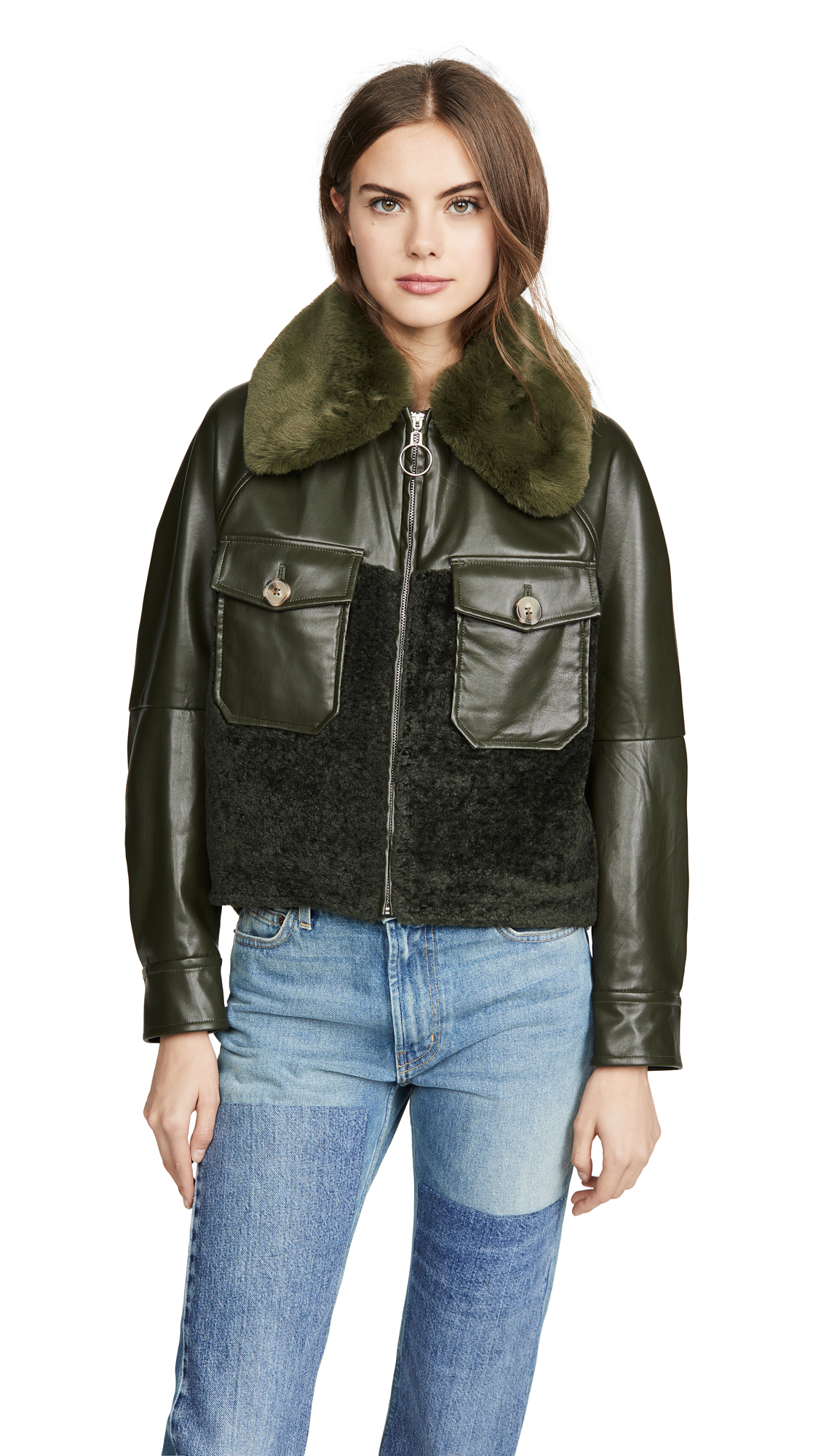 Buy Sosken online - photo of Sosken Jada Jacket