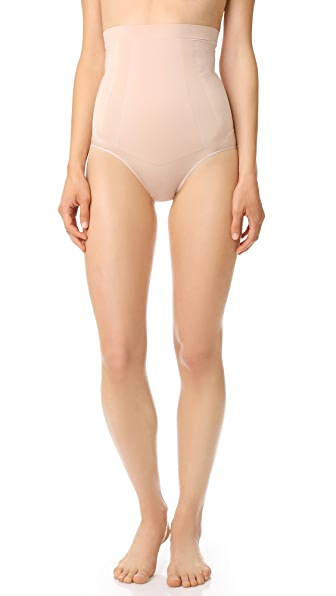 SPANX Oncore High Waist Briefs - Soft Nude