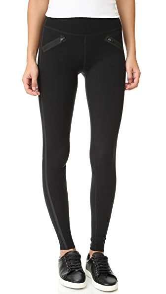 SPANX Every Wear Tech Tape Leggings - Black