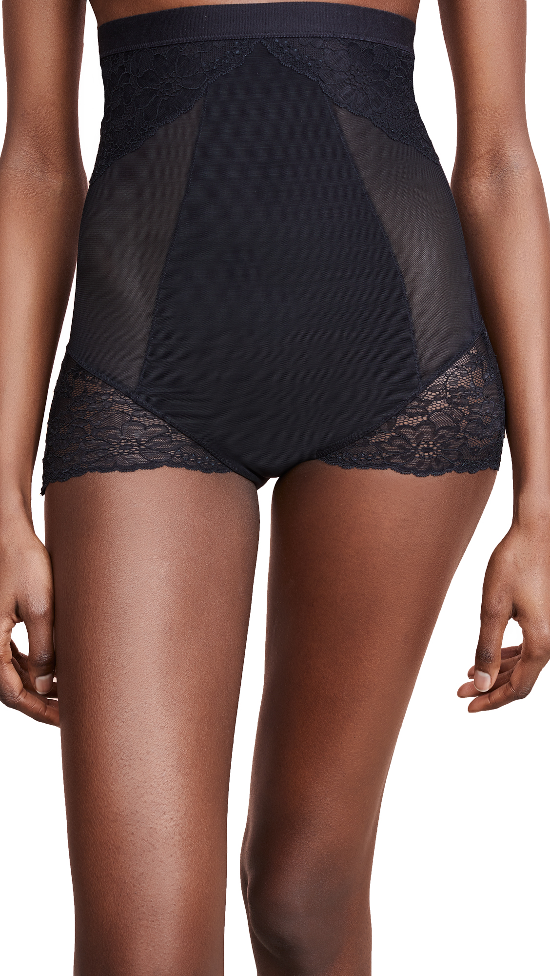 Buy SPANX online - photo of SPANX Lace Collection High Waisted Briefs