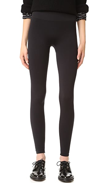SPANX Seamless Leggings - Black