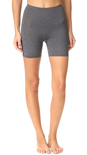 SPANX Thinsticts Girl Shorts - Heather Charcoal