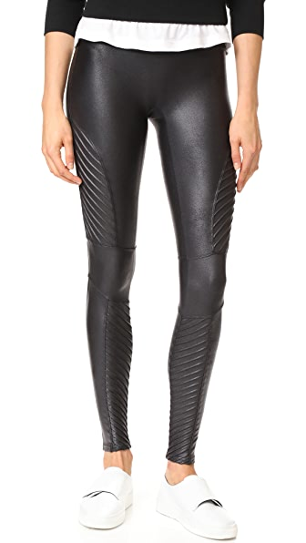 SPANX Faux Leather Moto Leggings | SHOPBOP Use Code: TREAT20 Extra ...