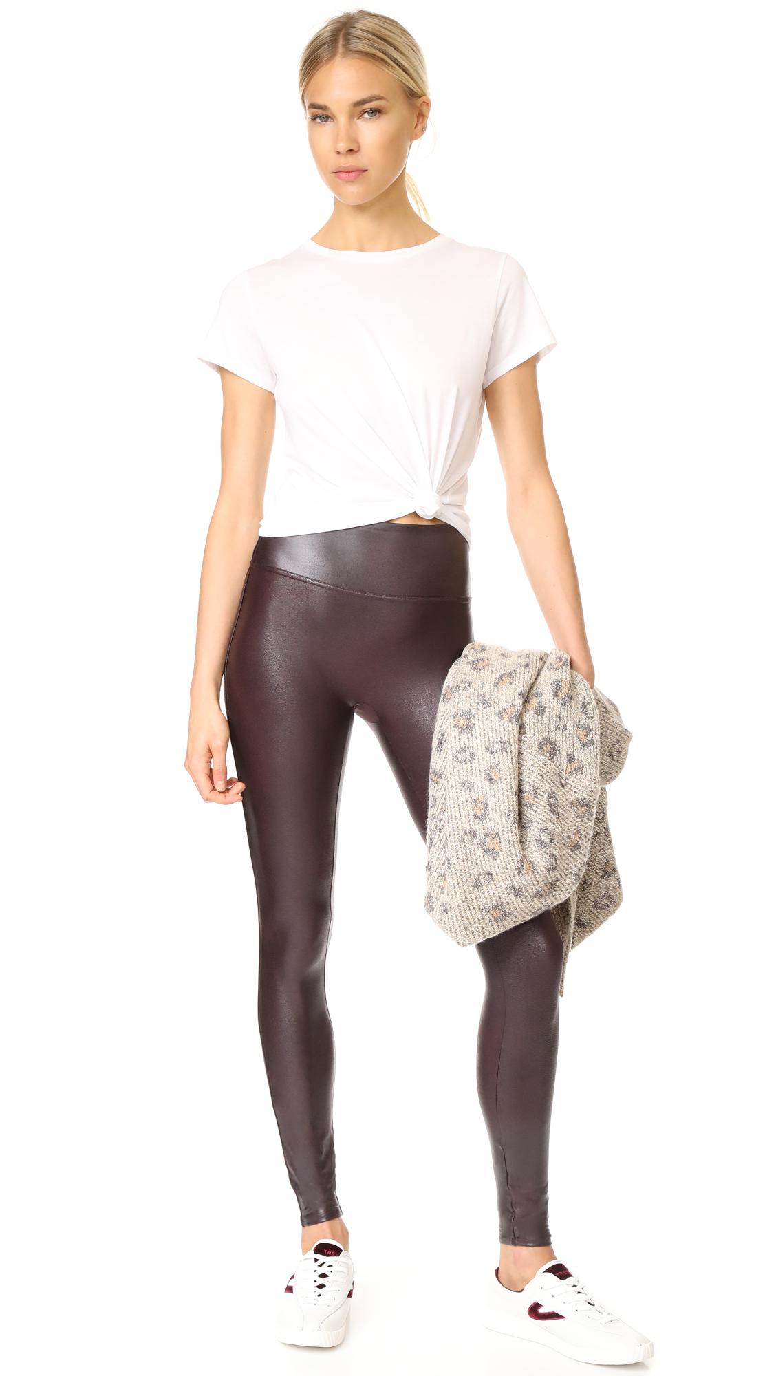 01fbc056f98a66 SPANX Faux Leather Leggings | SHOPBOP