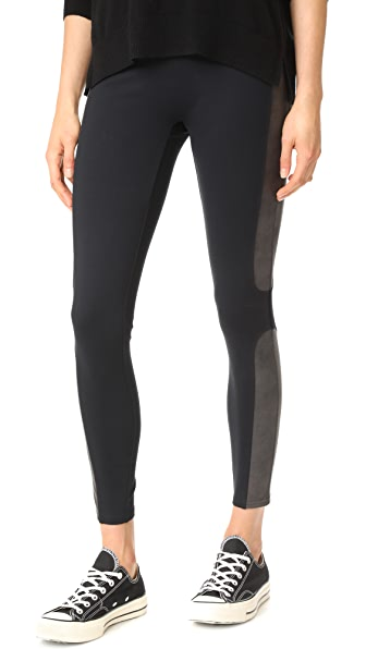 SPANX Panel Ponte Leggings
