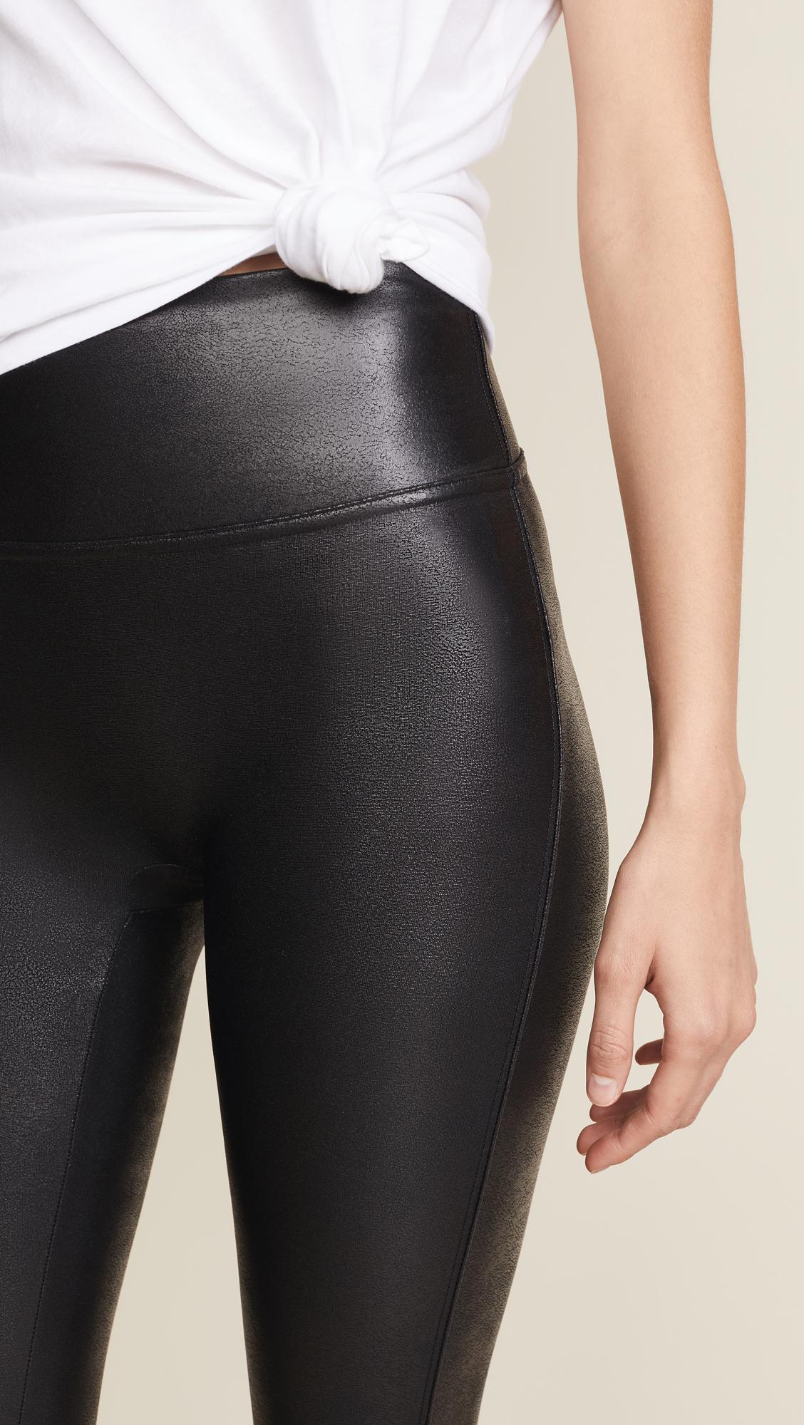 Spanx Petite Faux Leather Leggings Shopbop