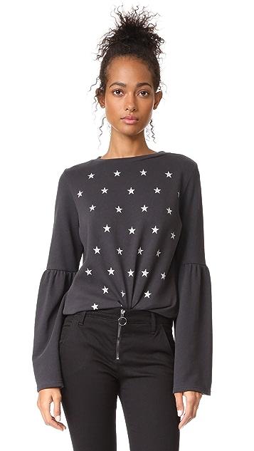 South Parade Christy Bell Sleeve Sweatshirt