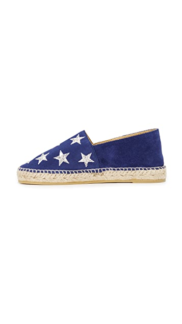 South Parade Stars Espadrilles