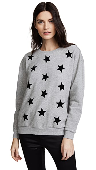 SOUTH PARADE ALEXA - SUPER STARS SWEATSHIRT