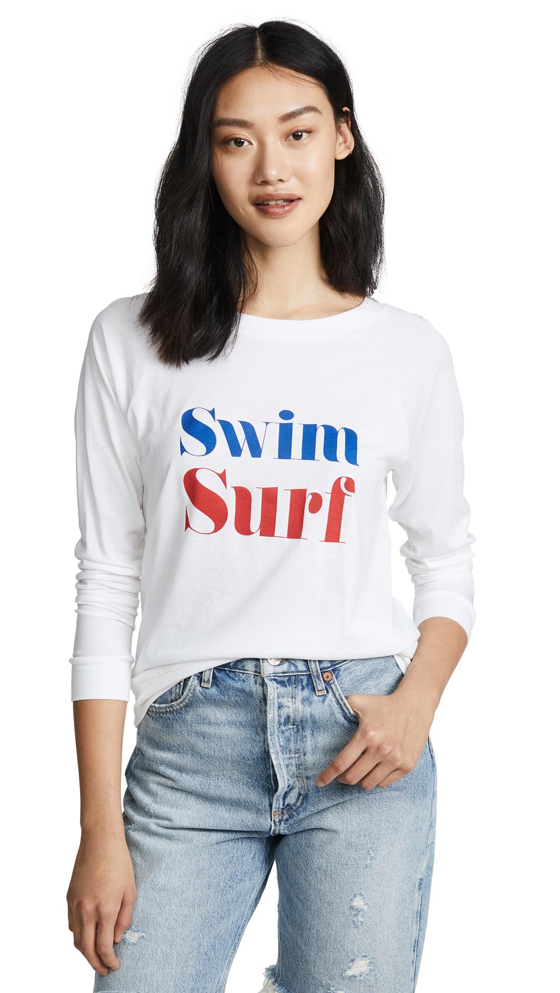 SWIM SURF TEE