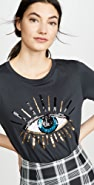 South Parade Lola Evil Eye Tee