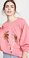 South Parade Palm Sweatshirt