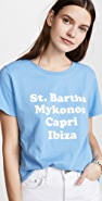 South Parade Islands T 恤