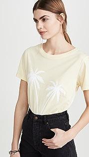 South Parade 棕榈树 T 恤
