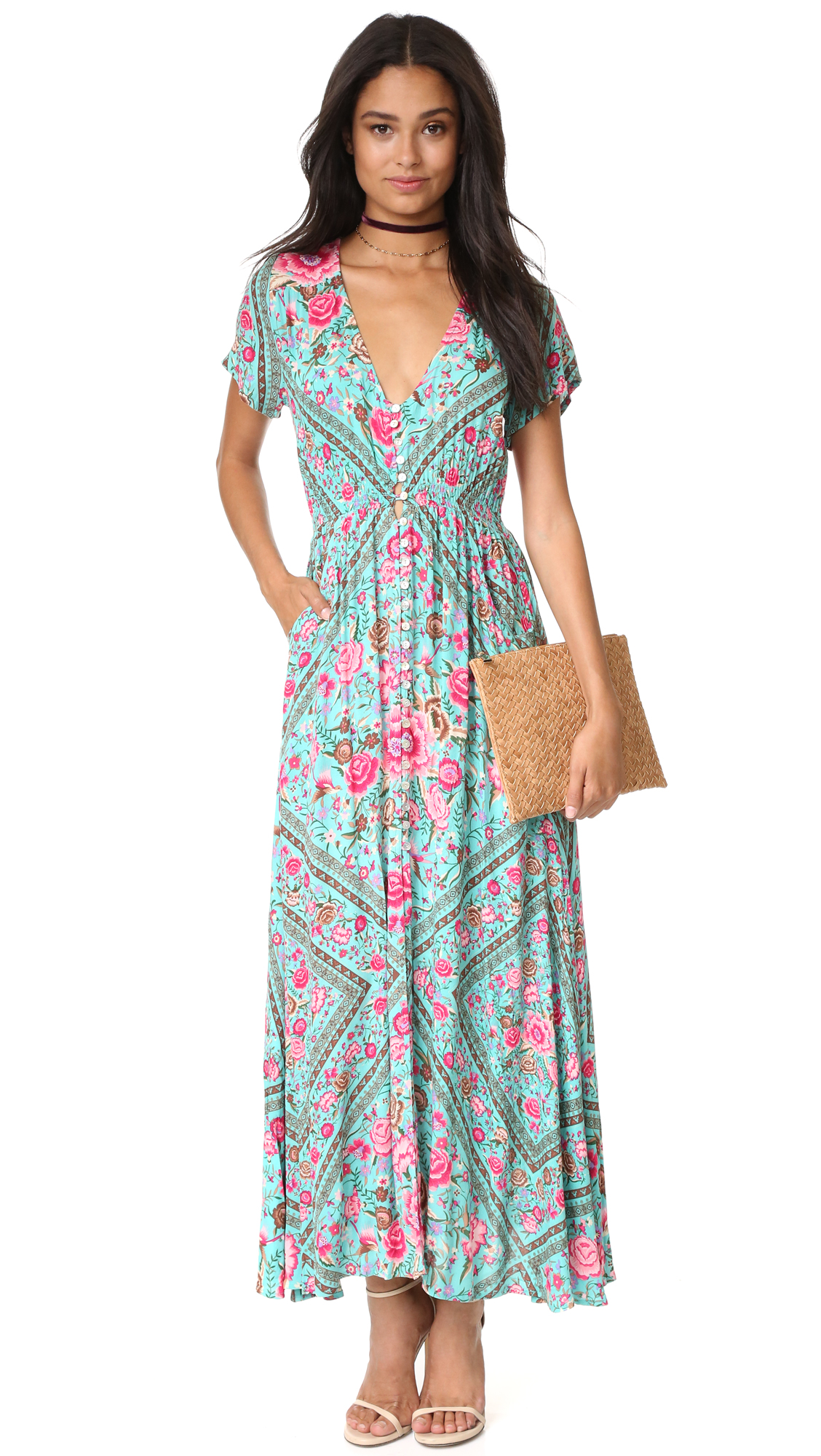 Spell and the Gypsy Collective Babushka Gown | SHOPBOP