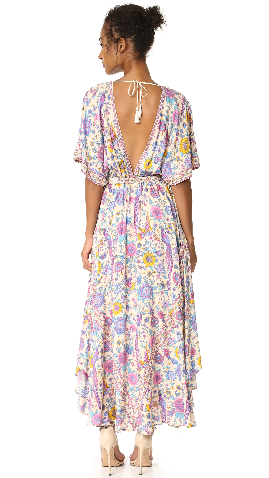 e5a784a12727 Spell and the Gypsy Collective Lovebird Half Moon Gown | SHOPBOP