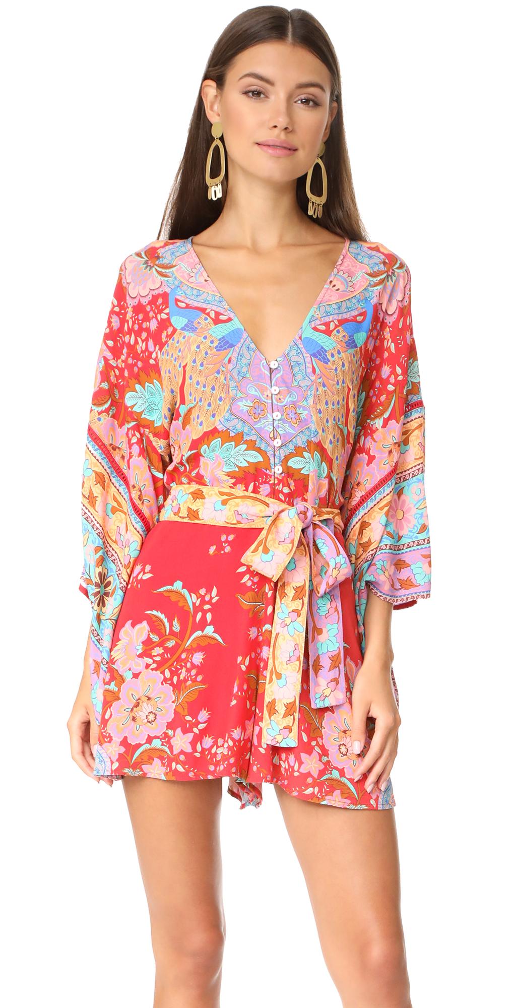 Lotus Kimono Romper SPELL