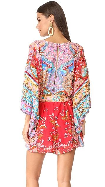 Spell and the Gypsy Collective Lotus Kimono Romper