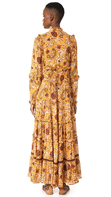 Spell and the Gypsy Collective Etienne Maxi Dress