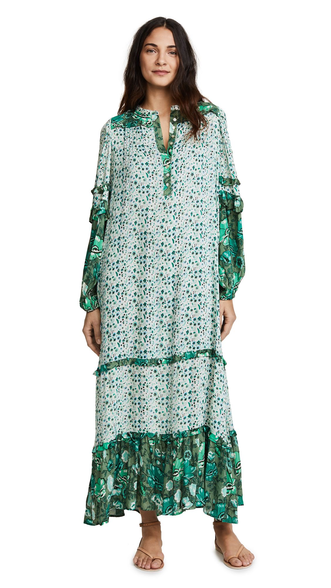 Spell and the Gypsy Collective Winona Boho Maxi Dress