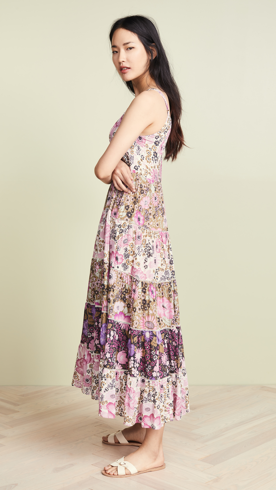 9fec81422f1 Spell and the Gypsy Collective Desert Daisy Maxi Dress