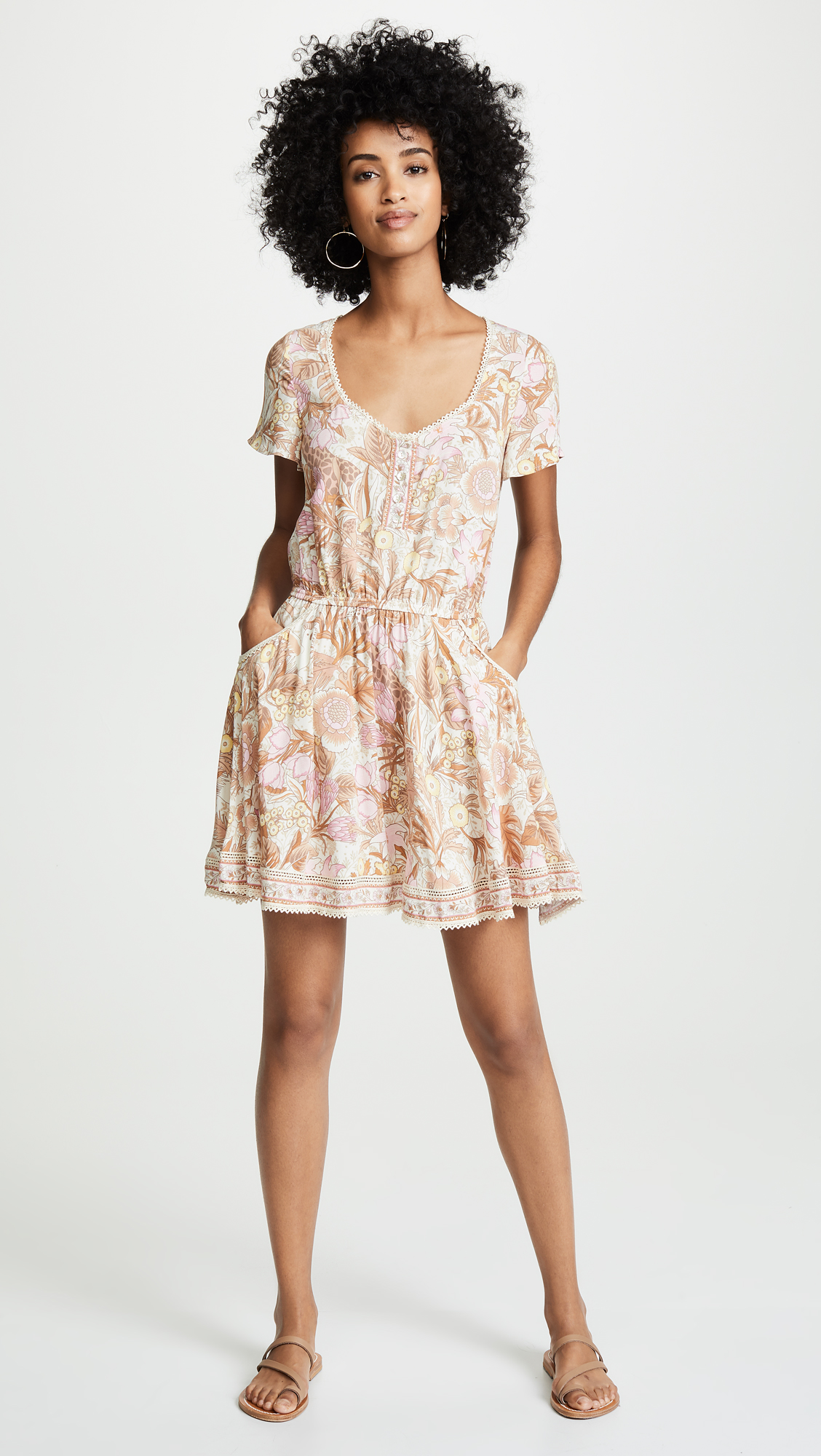 9a49c202b6cd1 Spell and the Gypsy Collective Jungle Mini Dress | SHOPBOP