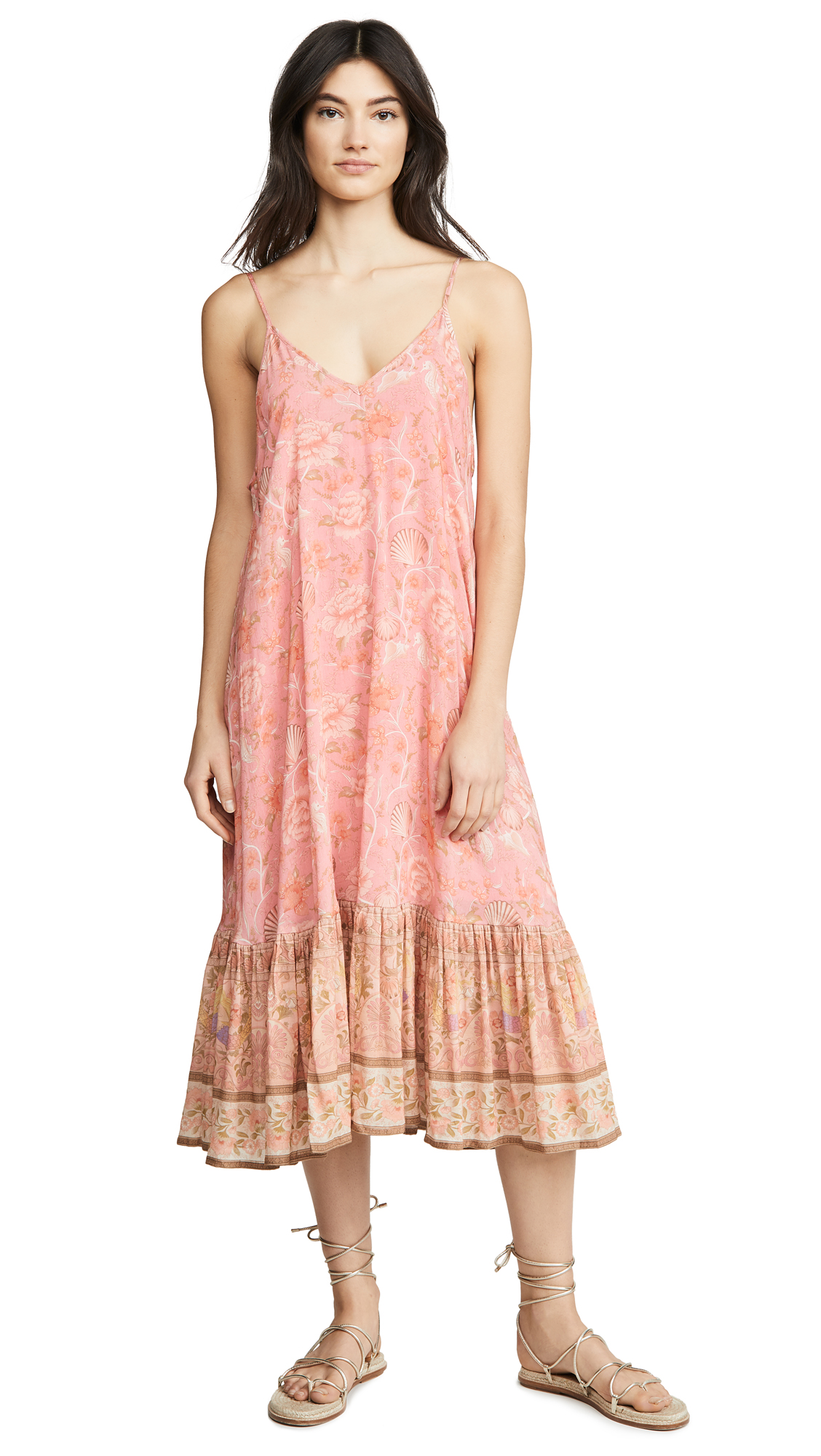 Buy Spell and the Gypsy Collective Seashell Strappy Midi Dress online beautiful Spell and the Gypsy Collective Clothing, Dresses