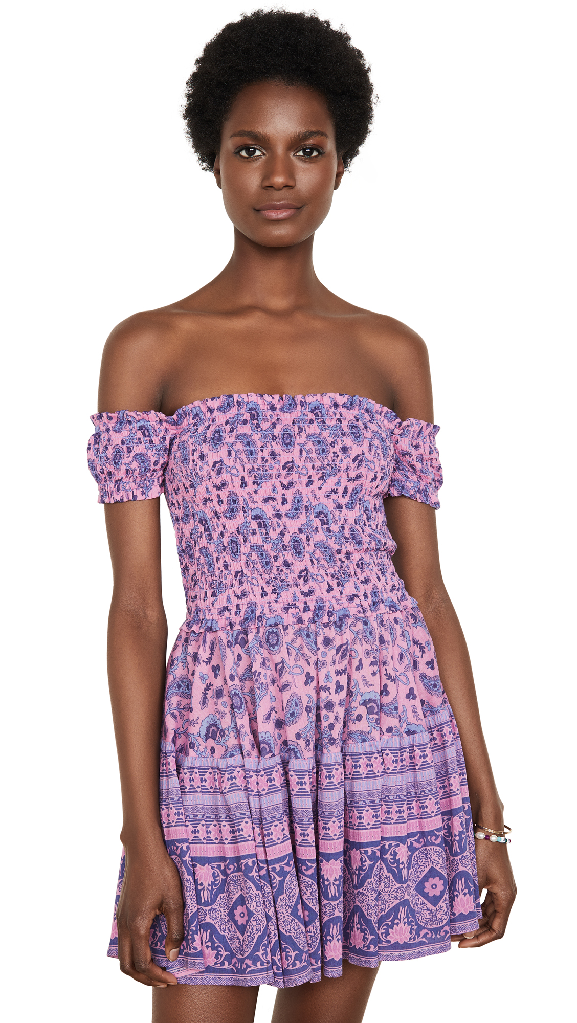 Spell and the Gypsy Collective Journey RaRa Mini Dress