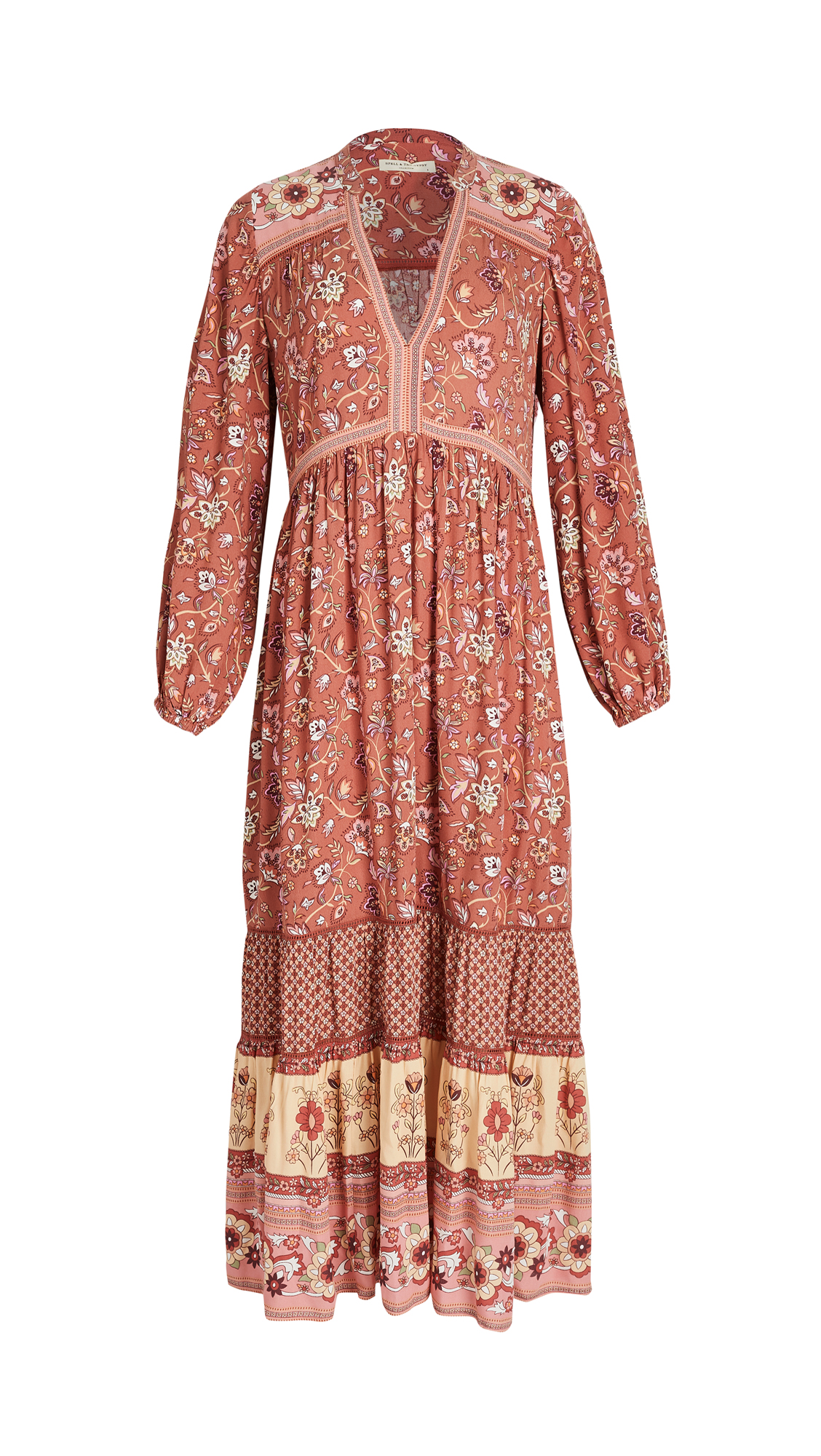 Spell and the Gypsy Collective Portobello Road Gown