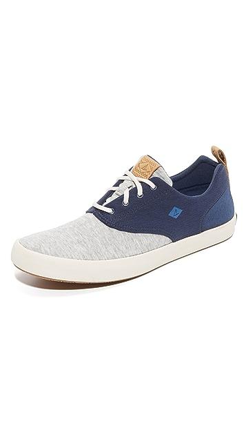 Sperry Paul Sperry Jersey Flex Deck Sneakers