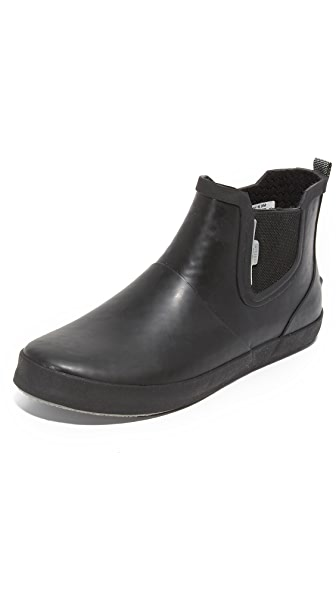 Sperry Paul Sperry Flex Deck Rubber Chelsea Boots