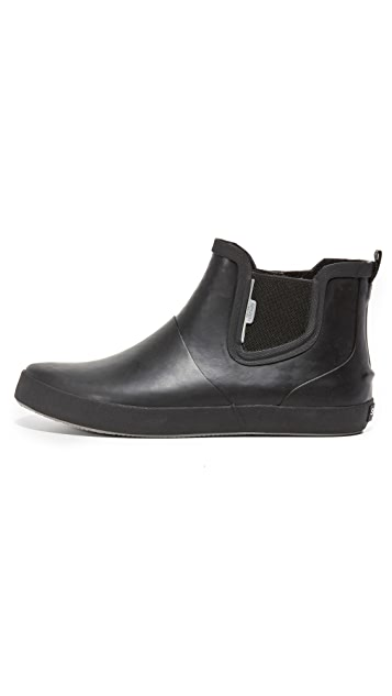Sperry Paul Sperry Flex Deck Rubber Chelsea Boots