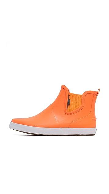 Sperry Flex Deck Chelsea Rain Boots