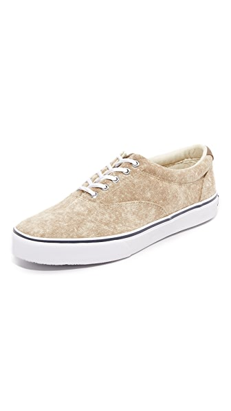 Sperry Striper LL CVO White Cap Sneakers