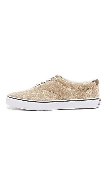 Sperry Striper LL CVO White Cap Sneakers