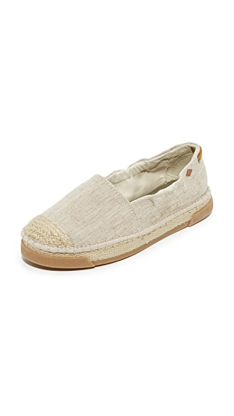 Sperry Laurel Reef Espadrilles - Oatmeal